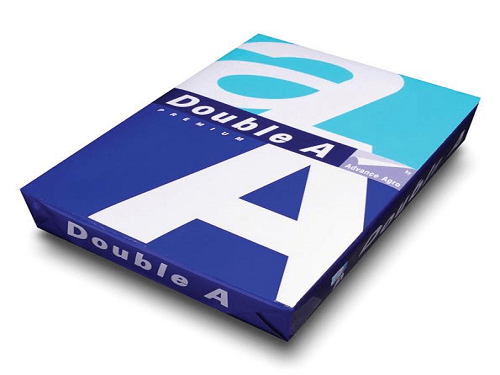 Double A A4 copy and printing paper