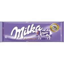 MILKA 300g Alpine Milk Chocolate