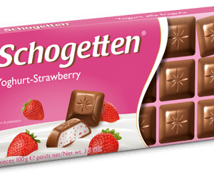 Wholesale Schogetten Yoghurt-Strawberry